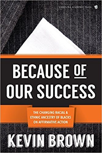 Because of Our Success: The Changing Racial and Ethnic Ancestry of Blacks on Affirmative Action